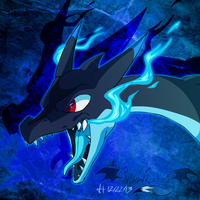 POKEDDEXY Day 22 - Favorite Mega Evolution by VibrantEchoes