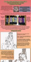 Marker Tutorial 3 by AmyJSmylie