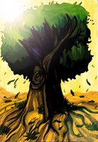 The tree of life by Lord-Corr