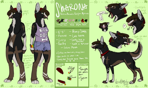 sharona ref 2k13 by buttmafia