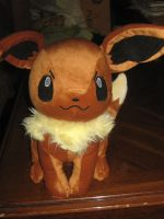 Eevee Plushie by Marquis2007