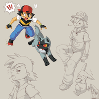 Ash Collage by blackpersian