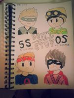 Don't Stop 5SOS by lettheuniversealign