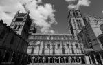 Durham Cathedral II by KERphotography
