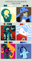 colour meme by LimeInDaCoconut
