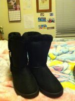 Boot Uggs I Also Got This Year by choco-latte-squirrel