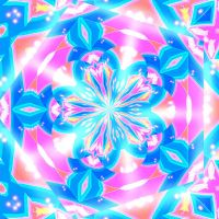 Psychedelic Ice Cream by Anaisabel22