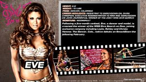 WWE Eve ID Wallpaper Widescreen by Timetravel6000v2
