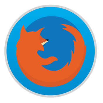 Firefox Icon for Mac OS X by hamzasaleem