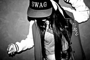 swag girl by KatKatOoups