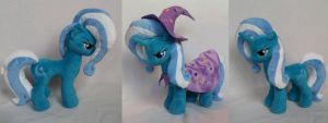 The Great and Powerful Trixie by agatrix