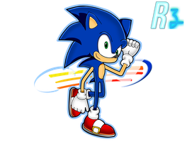 Sonic De Hedgehog by Rock-Hog