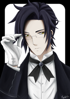 Claude Faustus. by AngelinaBlade