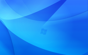 Blue Windows Wallpaper by The-Dogfather