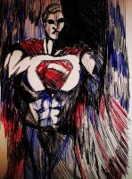 Superman by poisonivy1234