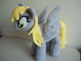 WIP - Derpy Hooves 3 by LucreziaNatas