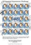 25 Expressions Tintin by XtreamCrazy