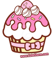 Cupcake by The-Cute-Storm