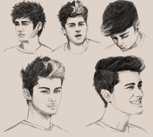 1D Studies- Zayn by Itskaraoke