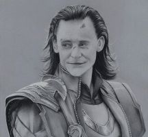 The God of Mischief by Skiofit