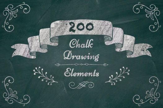 200 High Resolution PNG Elements by HelgaHelgy