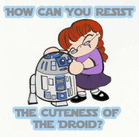 Can't Resist the Droid by GoblinQueeen