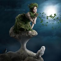 Mother Earth by Juli-SnowWhite