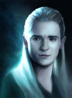 Legolas by lydia-the-hobo