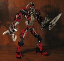 Bionicle Custom: Sidorak by AleximusPrime