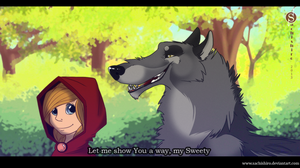 Little Red Riding Hood by Sachishiro