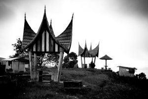 Vacation 7 -small rumah gadang by naitsobikza