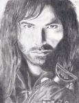 Kili, Ready For Battle by PaulieThorn