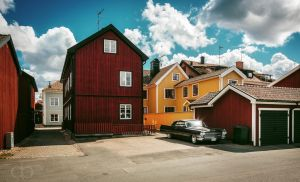 Sweden Retro by Dapicture