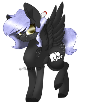 .:COLLAB:. OhHoneyBee/Cloudy by written145