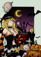 FMA - Happy Halloween by RenanReynaldo