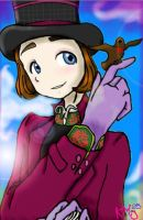 Willy Wonka by SaddlePatch