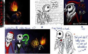 iScribble dump.. by DarkDragon1010