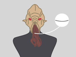 That's Rather...Ood by missbagel