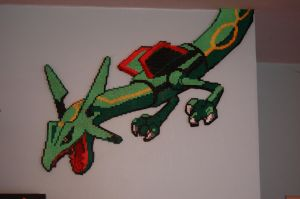 Rayquaza Beads by Redostrike