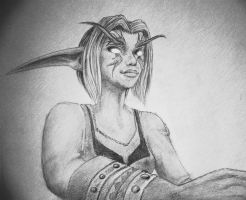 Raishuu - WoW character by Raishuu
