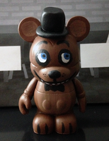 Custom Vinylmation - Freddy by DarkRavenofChaos