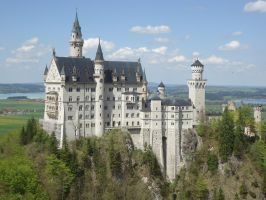 Neuschwanstein 2013 by Arminius1871