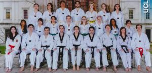 UCL Tae Kwon Do Team 2014 by nightshade-keyblade