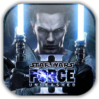 Force Unleashed 2 Game Icon by Wolfangraul