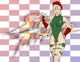 Cammy Practice by SoDrawnOut