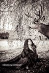 She talks to animals 2 by ashleylawphotography