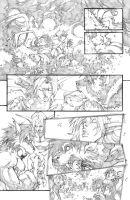 WoW Curse of the Worgen 5 pg02 by LudoLullabi