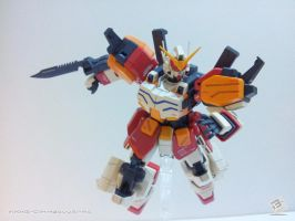 Heavyarms Gundam EW 10 by B-Werx