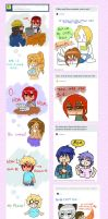 ASK Tumblr Compilation by NikoH
