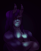 demon babe by The-Purple-Room